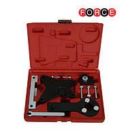 Набор фиксаторов для замены ремня ГРМ Fiat 1.2/ 1.4 8V ременной привод (Force 910G7)