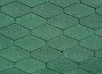 Битумная черепица IKO DiamantShield 1000*284 мм Forest Green