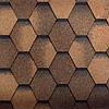 Битумная черепица Tegola Супер Мозаик 1000х337 мм сосновая кора