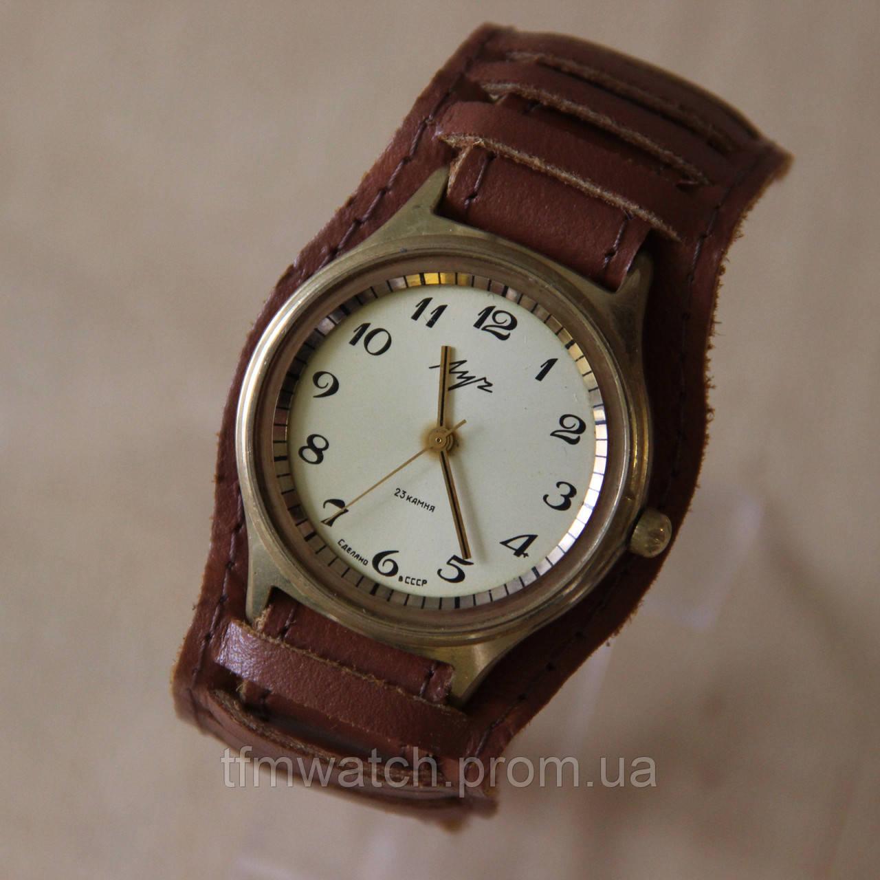 Российские часы наручные мужские луч купить часы swiss military украине