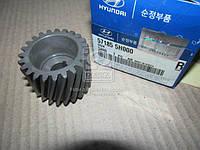 Шестерня насоса гур HD35/HD75 (производитель Mobis) 571855H000