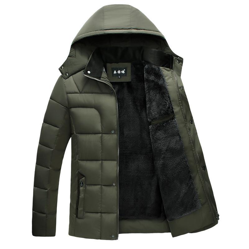 Мужская зимняя куртка AL-7841-40