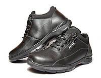 Зимние мужские спортивные ботинки утепленные густым мехом прошитые р.40-45 отличного качества на каждый день