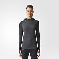 Женская толстовка Adidas Performance Climaheat Primeknit (Артикул: BQ4758)