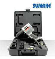 "Гайковерт пневматический 1/2"" 610 Н/м с набором головок (Sumake ST-5549K)"