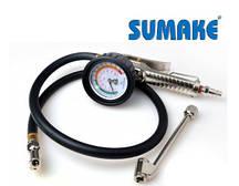 Пистолет для подкачки колес грузовой профессиональный 3 в 1 (Sumake SA-6612)