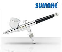 Аэрограф профессиональный сопло 0.3 мм (Sumake SB-1103)