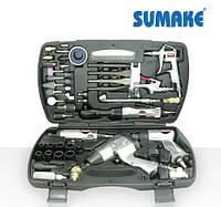 Набор пневмоинструмента 65 пр. (Sumake ST-62K)