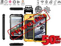 Противоударный защищенный смартфон JEEP V12 (GUOPHONE V12) пыле и влагозащищенный