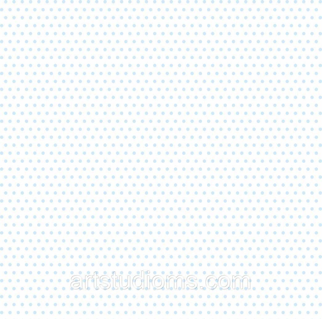 """Дизайнерский картон фактура скорлупа  """"голубой  горошек"""" 30х30см  Нежные мечты ЕК"""