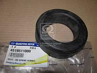 Седло задний пружины (толщина - 13мм) (производитель SsangYong) 4519511000