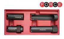 Набор головок для дизельных форсунок грузовых авто 4 пр. (Force 904K1)