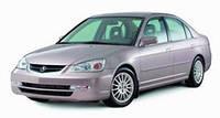 Тюнинг Acura EL (акура ел 1997г-2005г)