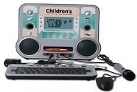 Детский развивающий компьютер 8855E/R