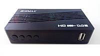 DVB-T2 телевизионный цифровой тюнер SIMAX PLASTIK F3