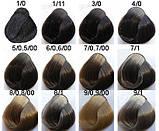 5/76 - Гіркий шоколад Estel ESSEX Крем-фарба для волосся 60 мл., фото 4