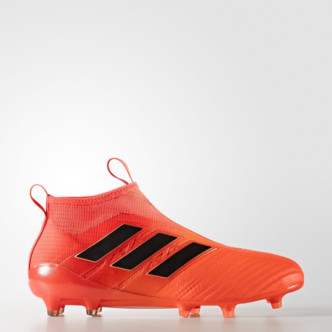 Футбольные бутсы Adidas Performance Ace 17 + Purecontrol FG AG (Артикул   BY2457) ca12acbb640