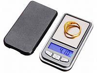 Карманные Ювелирные Электронные Весы Mini Scale Миниатюрные 0,01 – 200 г