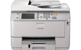МФУ Epson WorkForce Pro WF-5690DWF+Картридж