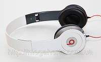 Наушники Monster Beats by Dr.Dre Solo HD White