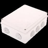 Коробка распределительная GreenVision 200х155х70 IP44 наруж. с рез