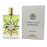 Amouage Sunshine Man парфумована вода 100 ml. (Тестер Амуаж Саншайн Мен), фото 2
