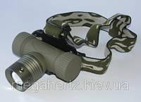 Фонарик налобный фонарь Bailong BL-6855 2000W