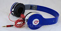 Наушники Monster Beats by Dr.Dre Solo HD Blue