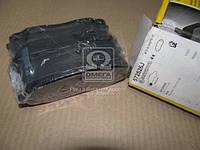 Колодки дискового тормоза (производитель Jurid) 572526J