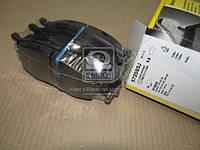 Колодки дискового тормоза (производитель Jurid) 572593J