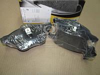 Колодки дискового тормоза (производитель Jurid) 573047J