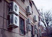 Кондиционирование жилых помещений. Киевская область