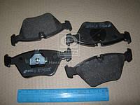 Колодка торм. BMW 3 (E36), 5 (E34) передн. (пр-во REMSA) 0270.00