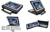 Ноутбук Panasonic TOUGHBOOK CF-20 10.1/ Intel m5- 6Y57/ 8/ 256/ HD515/ BT/ WiFi/ 3G/ (CF-20A5108T9)