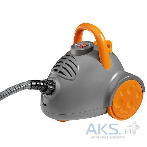 Пароочиститель Clatronic DR 3536 anthracite-orange - интернет-магазин BUMEKS.com.ua в Киеве