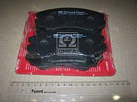 Колодки тормозные дисковые (F) HYUNDAI / KIA (Korea) (пр-во SPEEDMATE) SM-BPH026