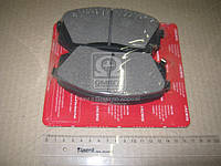 Колодки тормозные дисковые (F) HYUNDAI CARENS (Korea) (пр-во SPEEDMATE) SM-BPH037