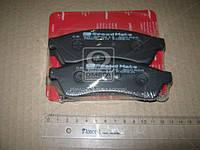 Колодки тормозные дисковые (R) DAEWOO MAGNUS (Korea) (пр-во SPEEDMATE) SM-BPG012