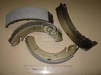Колодки тормозные барабанные HYUNDAI GRACE (Korea) (пр-во SPEEDMATE) SM-BSH006