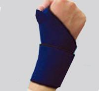 Бандаж на лучезапястный сустав с фиксацией пальца  ТИСА-Киев БР-4ф