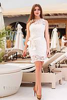 ВЖ297 Платье белое, фото 1