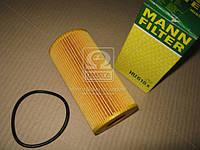 Фильтр масляный Nissan Qashqai; Opel Movano A; Renault Megane (производитель MANN) HU618X