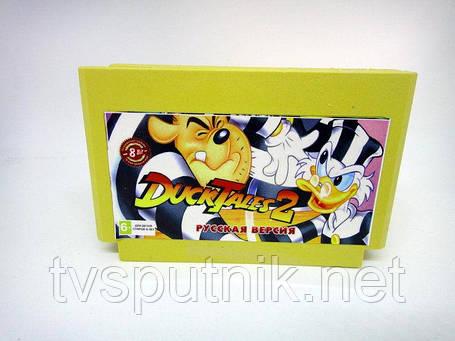 Картридж Dendy Duck Tales 2(Качині Історії 2), фото 2