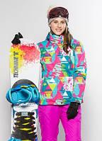 Куртка горнолыжная HXP 316 (Размеры: 44, 46, 48) разные расцветки