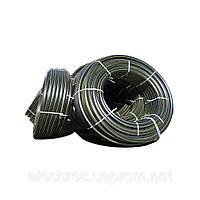 Труба из полиэтилена HDPE PE 80 25х3,0 для газа