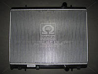 Радиатор охлаждения BERLINGO/XS PIC/PARTNER D(пр-во Van Wezel)