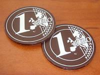 Шоколадная монета - 1 евро