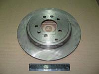 Диск тормозной PEUGEOT, заднего (производитель TRW) DF2582