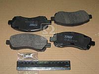 Колодка тормозная SUBARU IMPREZA передний (производитель TRW) GDB3205
