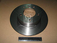 Диск тормозной NISSAN, OPEL, RENAULT, заднего (производитель TRW) DF4234